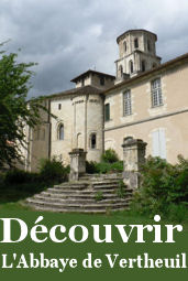 Découvrir l'abbaye de Vertheuil