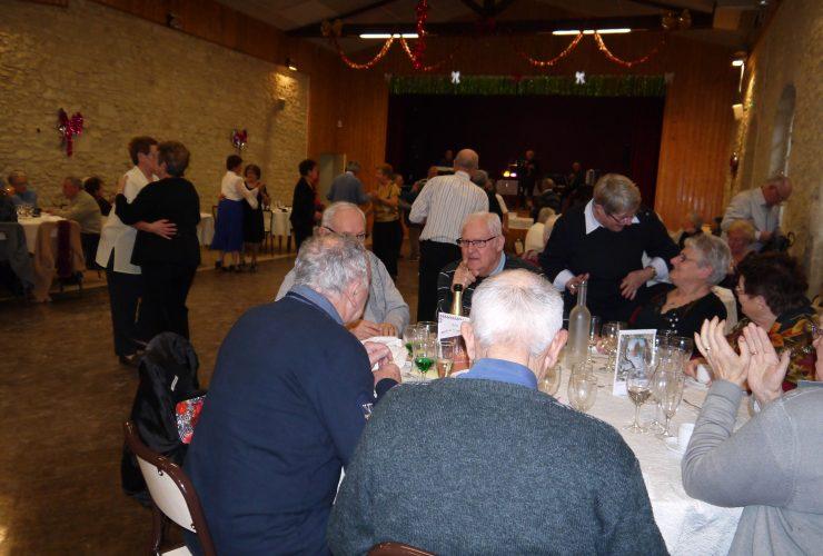 Repas des Anciens et du personnel communal