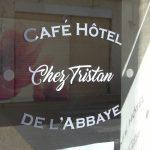 Réouverture du Café Hôtel de l'Abbaye
