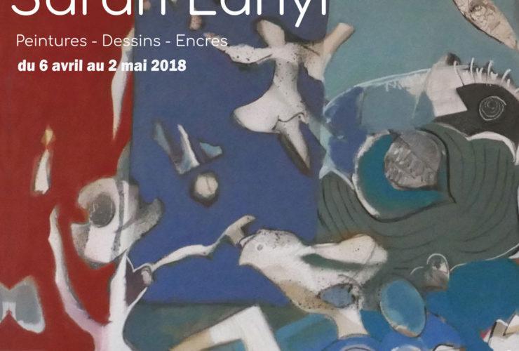 Sarah Lanyi à la Galerie A Tandille