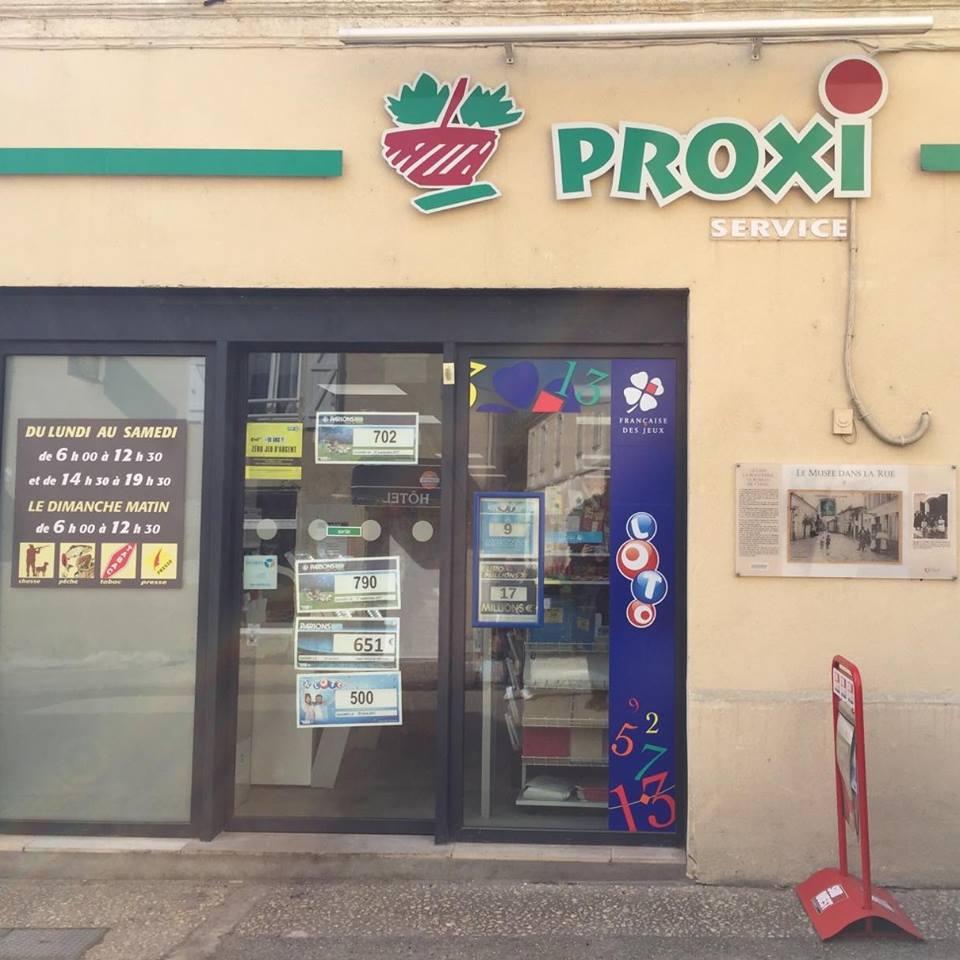 A noter votre magasin Proxi à Vertheuil sera fermé