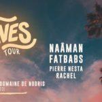 Concert de Naâman  le 31 août 2018