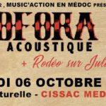 Billetterie du concert LOFFOFORA
