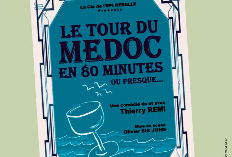 Le tour du Médoc en 80 minutes ou presque… à la Galerie A TANDILLE….le 9 Décembre à 18h30