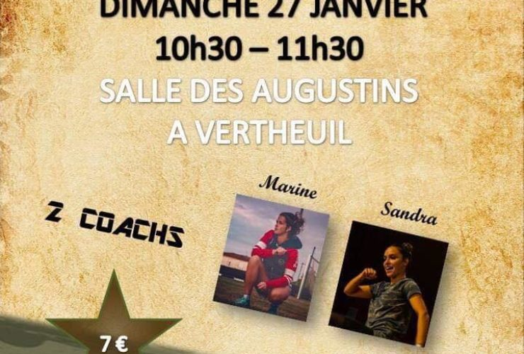 BOOTCAMP avec S'forme