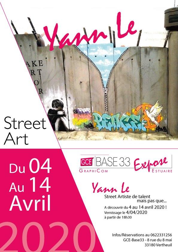 Yann Le expose