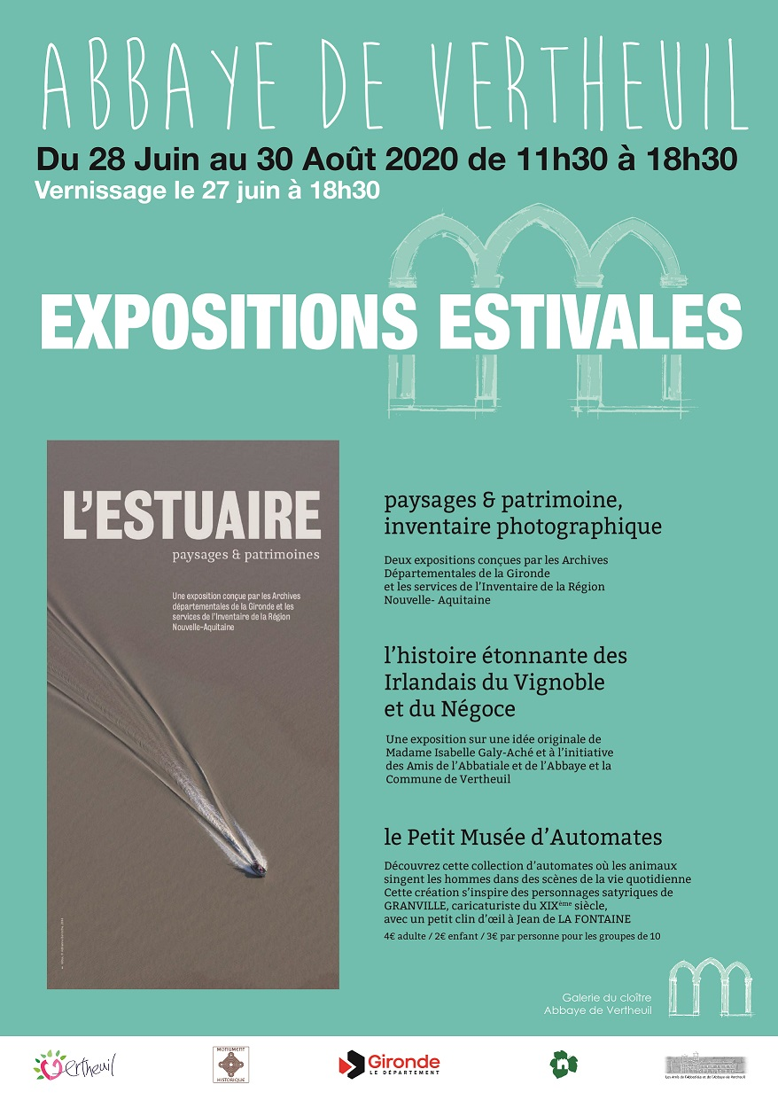 Affiche EXPOS 2020