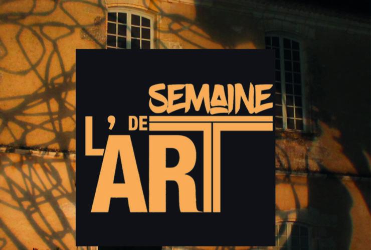 Annulation Semaine de l'Art 2020