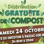 Distribution gratuite de compost