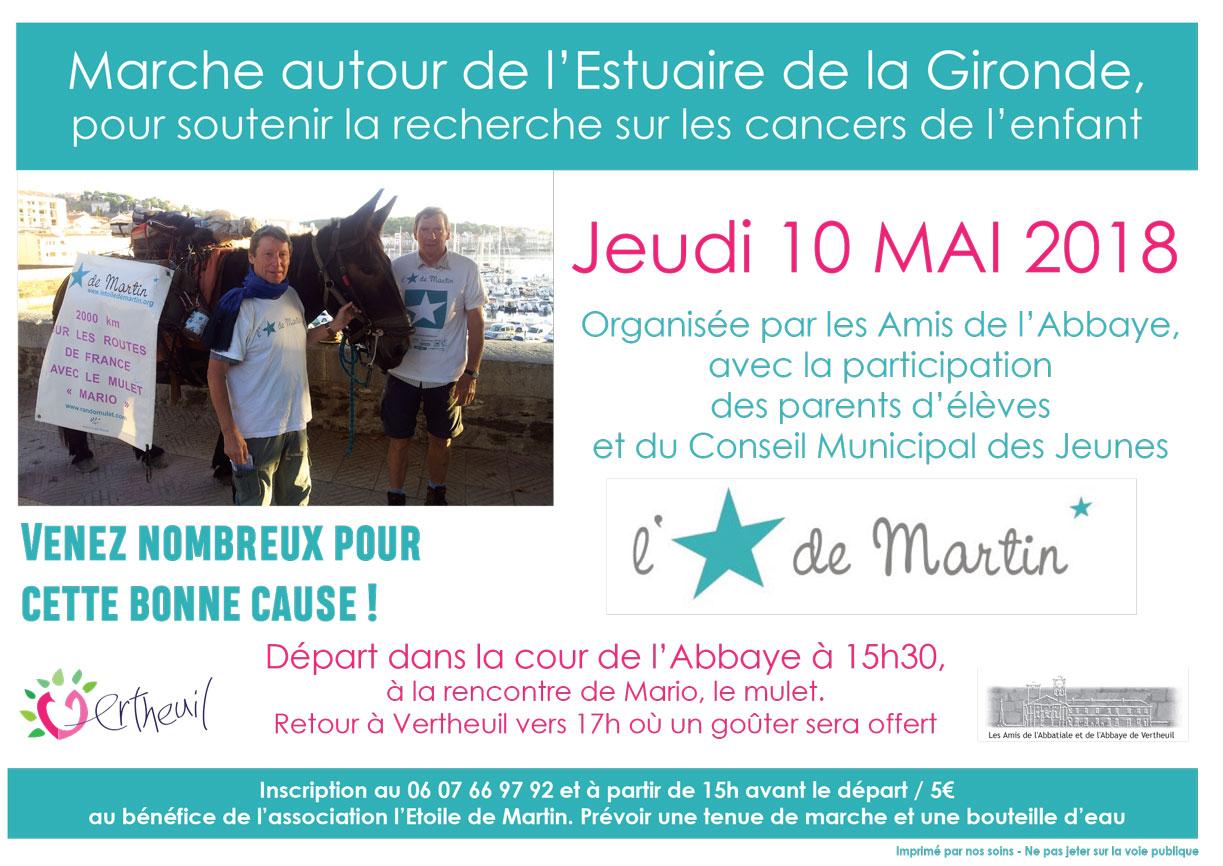 La marche de mario jeudi 10 mai 2018 mairie de vertheuil - Jeudi de l ascension 2018 ...
