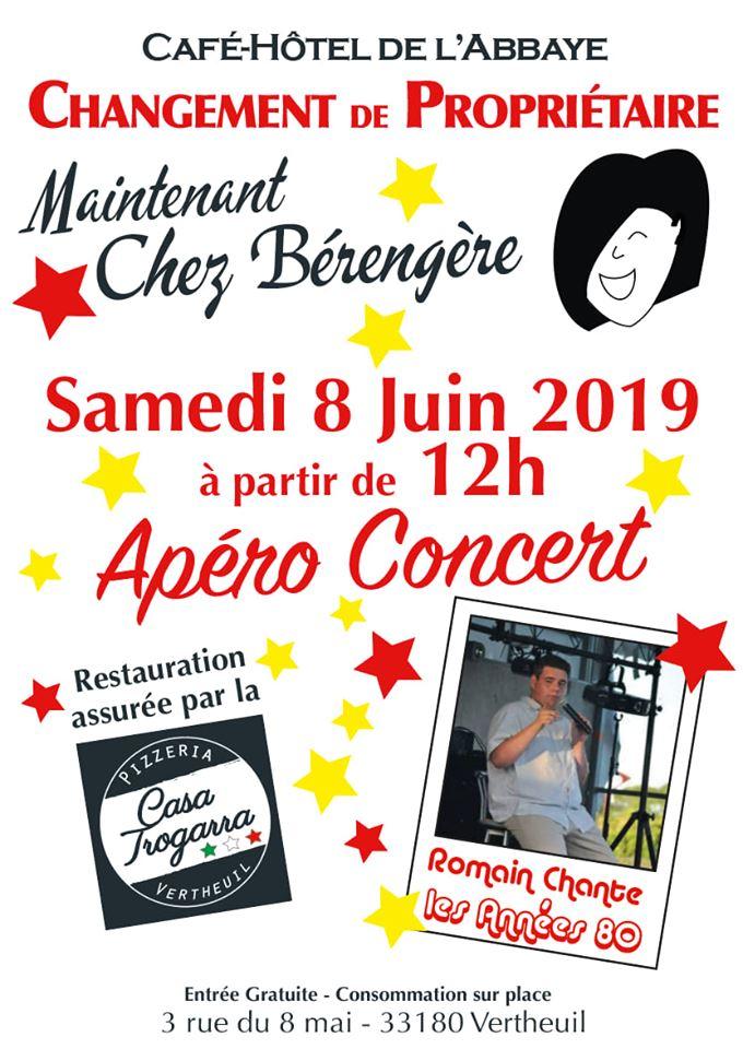 Inauguration «Chez Bérengère»