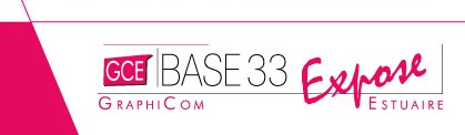 Programmation des expositions à GCE Base 33 Expose
