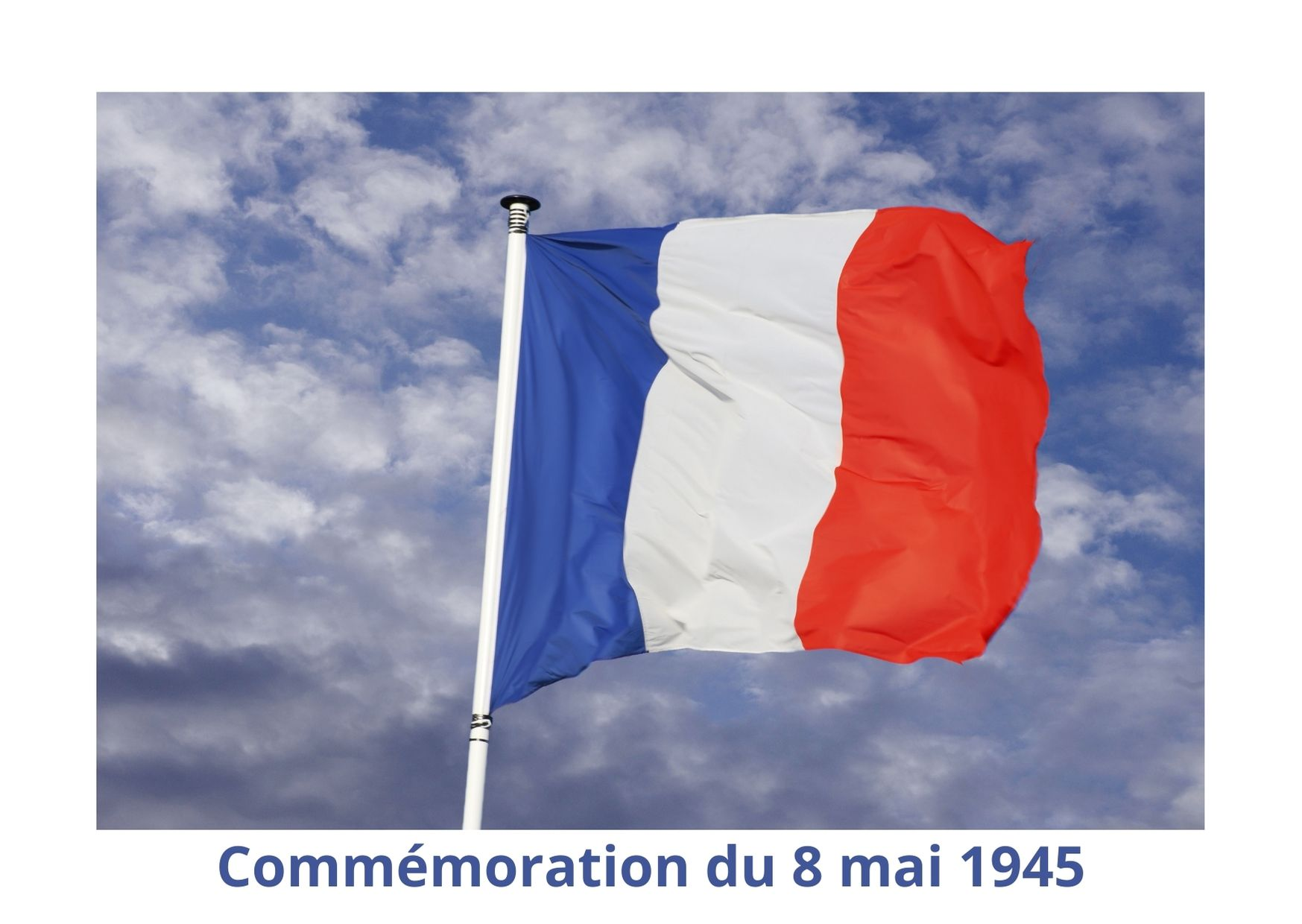 Commémoration du 8 mai